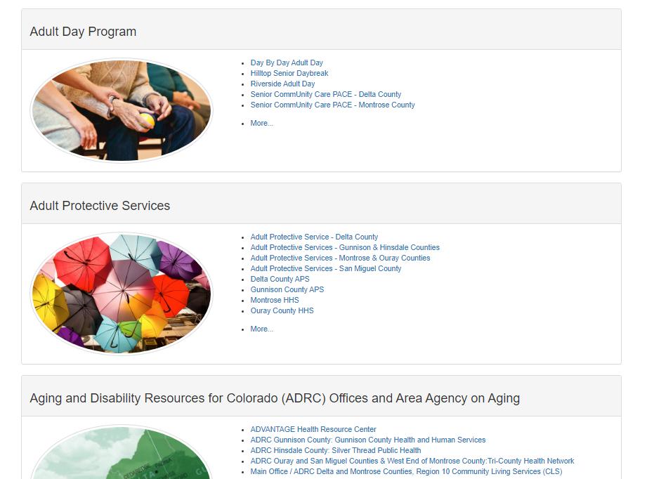 Resource Directory